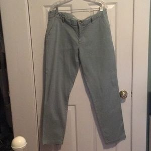 Women boyfriend fit pants Eddie Bauer